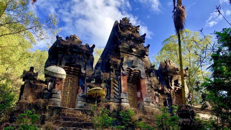 Ruhe, Entspannung und hoch hinaus auf der Trauminsel Bali