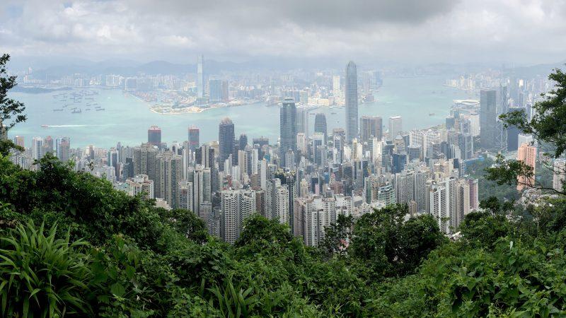 Hongkong – Eine Inselgruppe als Metropole