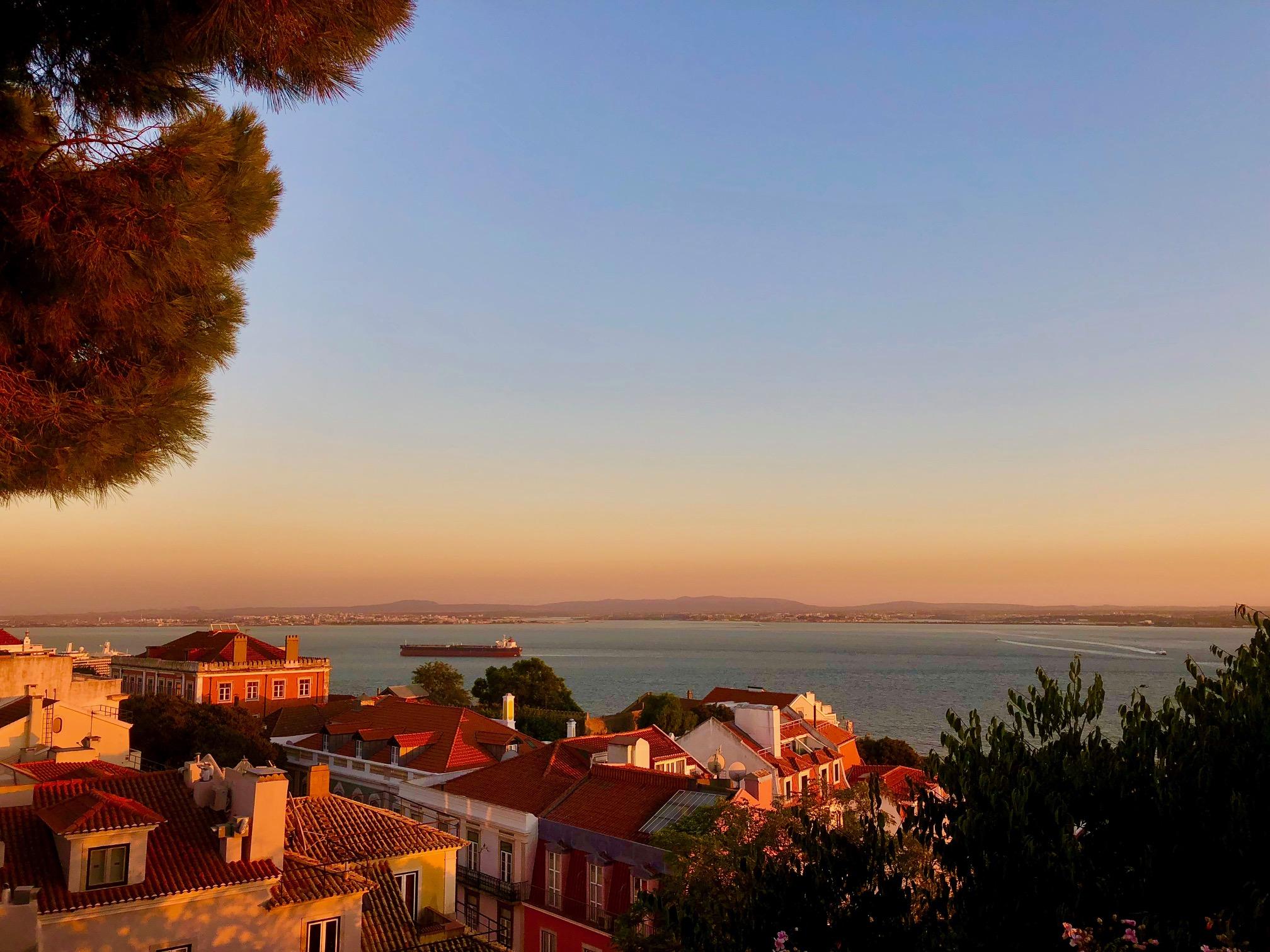 Verliebt in Lissabon