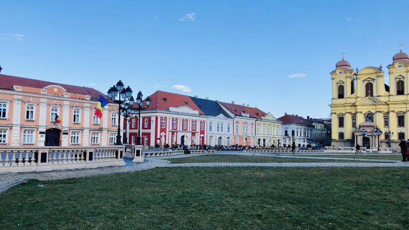 Die rumänische Stadt Timisoara entdecken