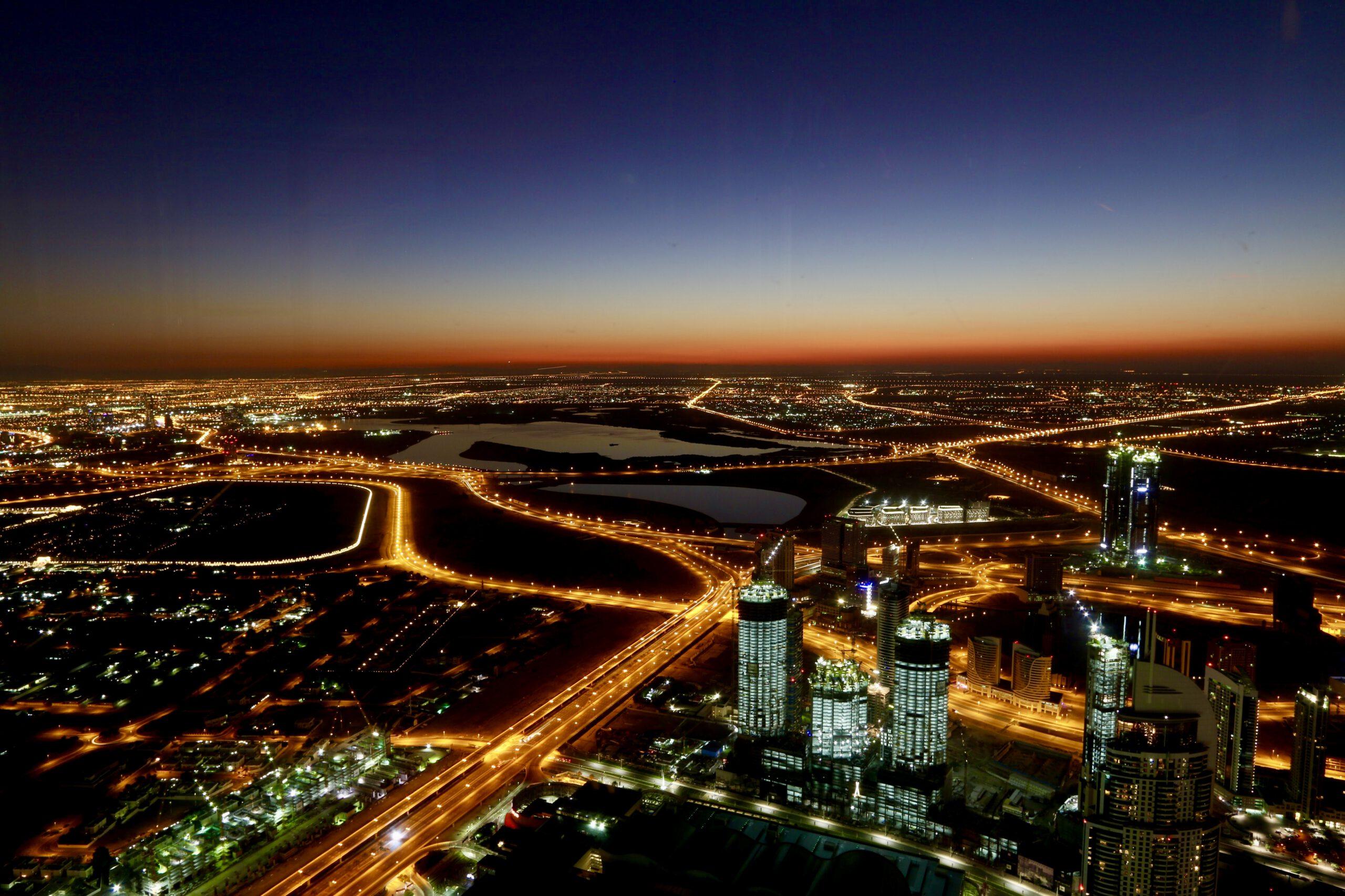 Ganz schön heiß! Die Vereinigten Arabischen Emirate