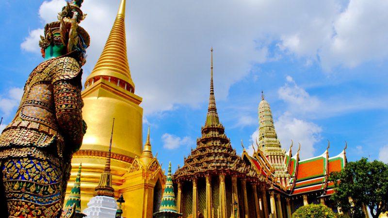 Die Tempel-Hauptstadt der Welt: Das thailändische Bangkok